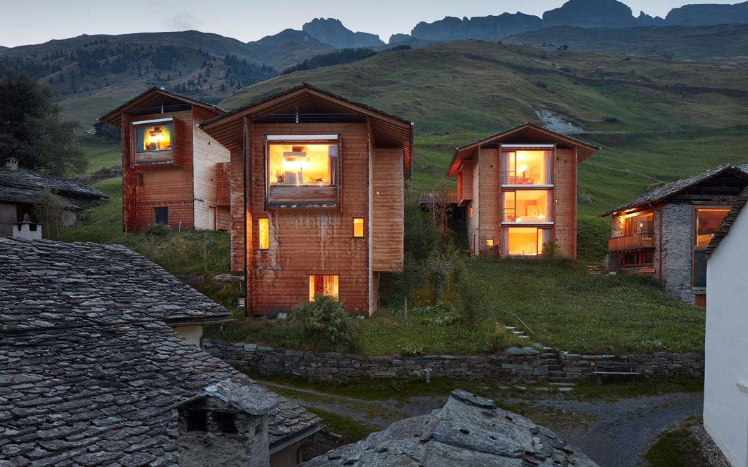 Stay With Zumthor – A Swiss Cabin Fantasy